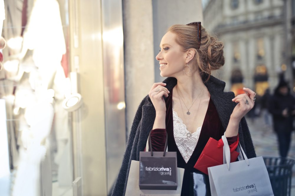 Shopping habits have changed and so will marketing and sales